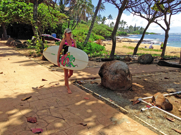 Wailua Path Opens Kauai Path